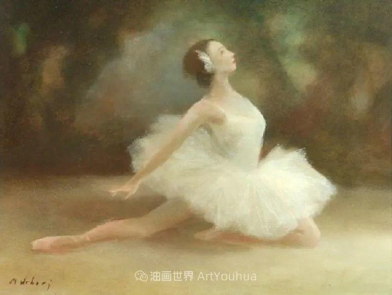如梦如幻的芭蕾舞者,好唯美!插图27