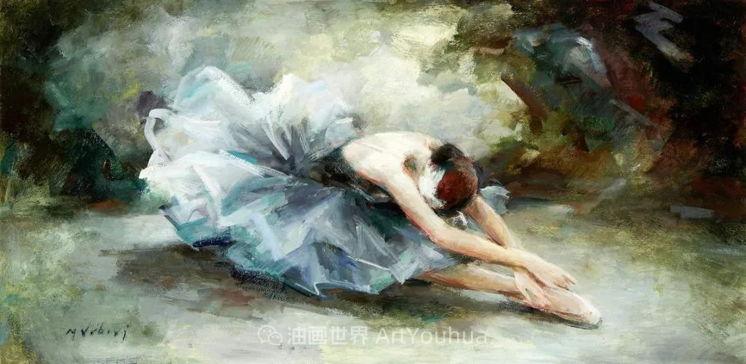 如梦如幻的芭蕾舞者,好唯美!插图35