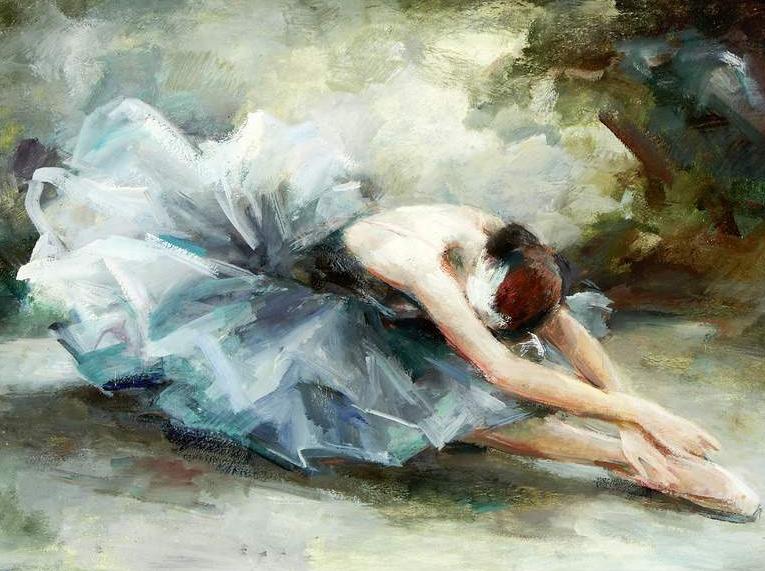 如梦如幻的芭蕾舞者,好唯美!插图37