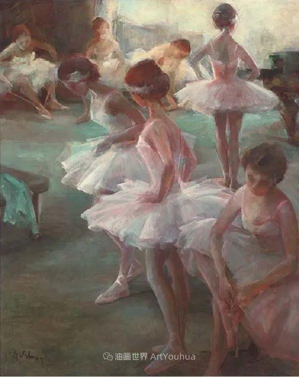 如梦如幻的芭蕾舞者,好唯美!插图47