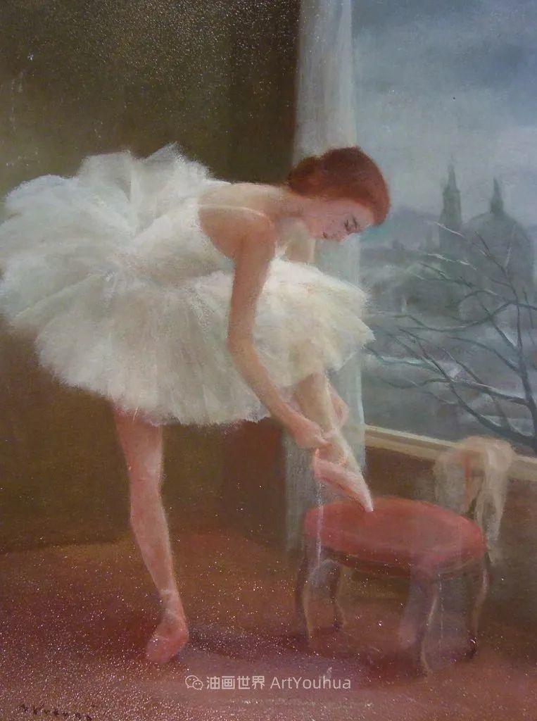 如梦如幻的芭蕾舞者,好唯美!插图49
