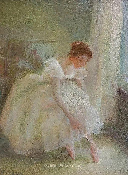 如梦如幻的芭蕾舞者,好唯美!插图55