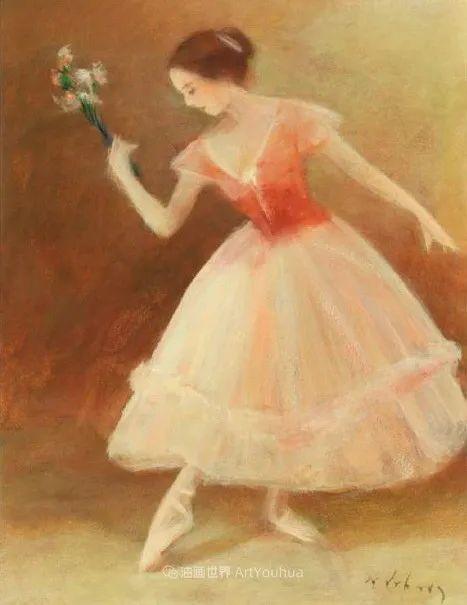 如梦如幻的芭蕾舞者,好唯美!插图57