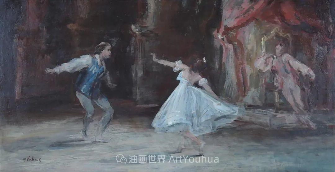 如梦如幻的芭蕾舞者,好唯美!插图63