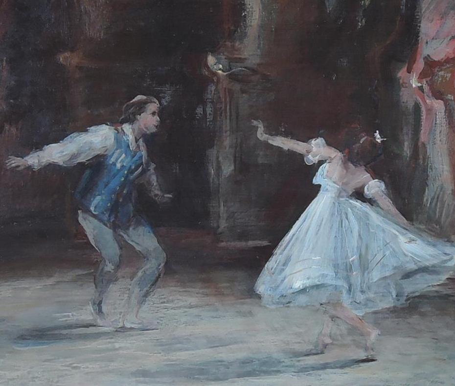 如梦如幻的芭蕾舞者,好唯美!插图65