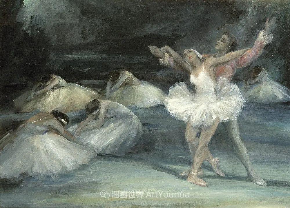如梦如幻的芭蕾舞者,好唯美!插图67
