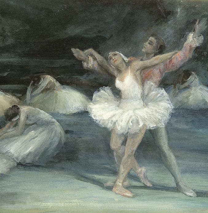 如梦如幻的芭蕾舞者,好唯美!插图69