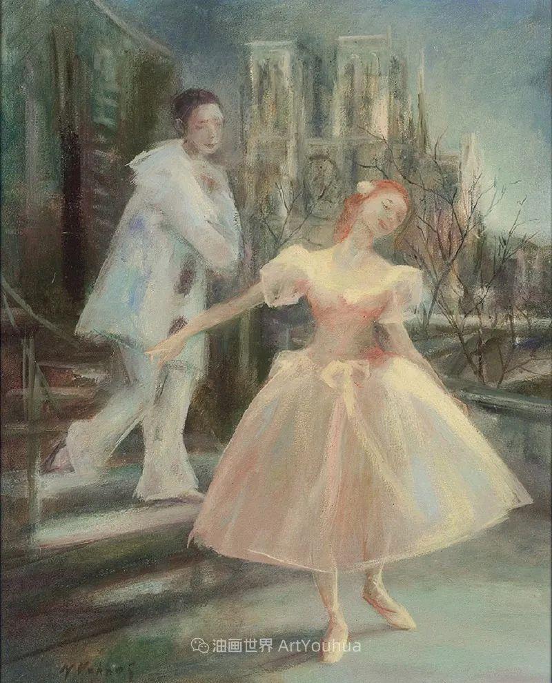 如梦如幻的芭蕾舞者,好唯美!插图73