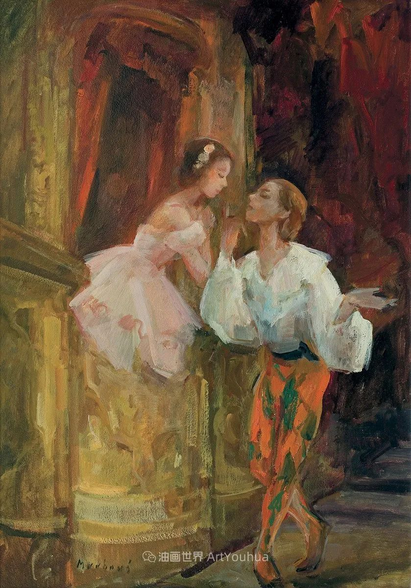 如梦如幻的芭蕾舞者,好唯美!插图75