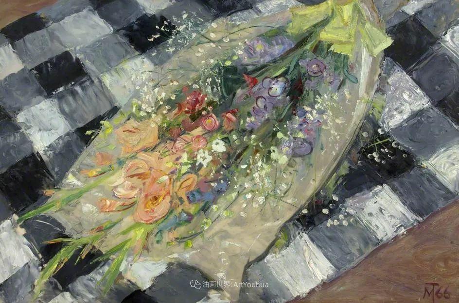 她活了100岁,笔下花卉静物,意想不到的美!插图31