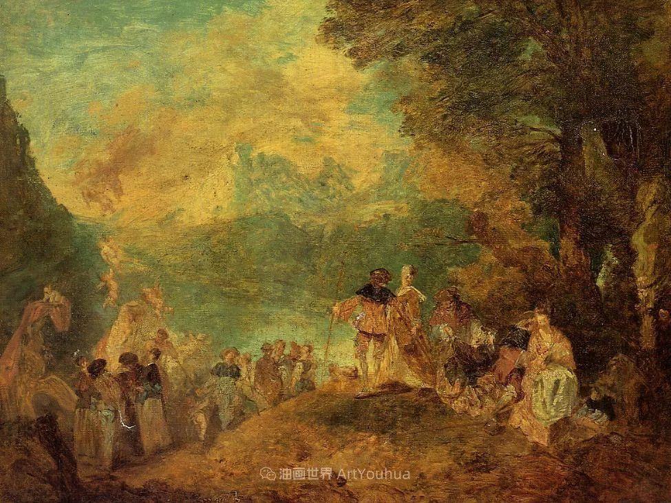 莫奈的启蒙恩师,法国最早印象派画家欧仁·布丹插图196