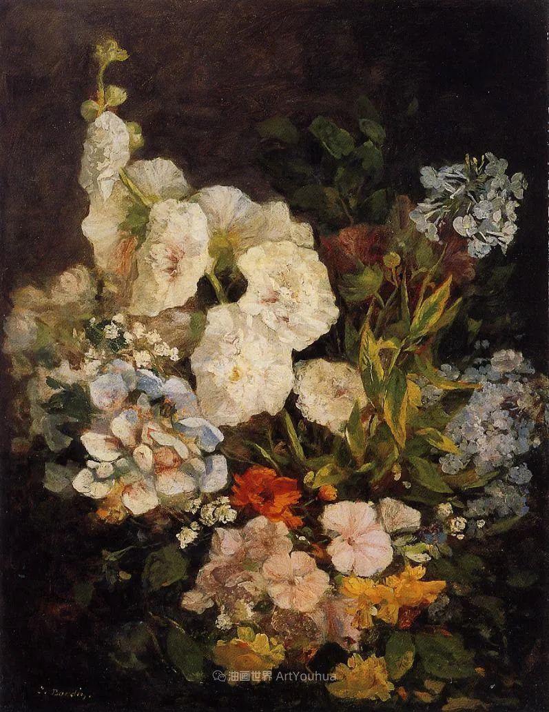 莫奈的启蒙恩师,法国最早印象派画家欧仁·布丹插图218