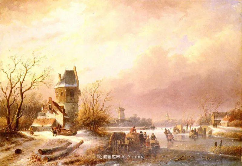浪漫的冬季冰封场景,真令人向往!插图2