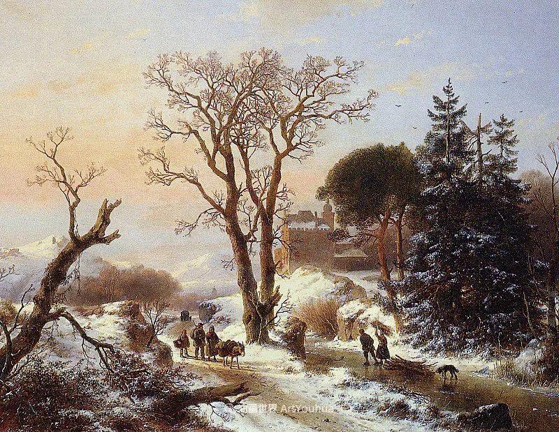 浪漫的冬季冰封场景,真令人向往!插图8