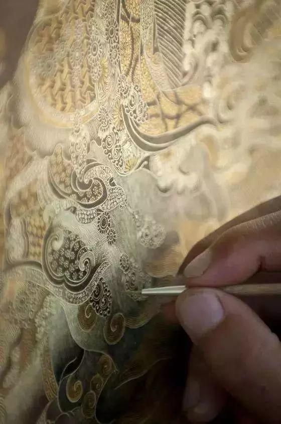 西方艺术大师们的油画作品细节,望尘莫及!插图5