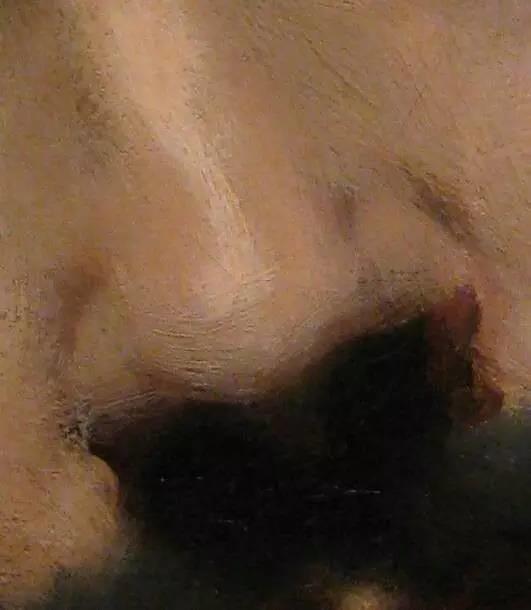 西方艺术大师们的油画作品细节,望尘莫及!插图33