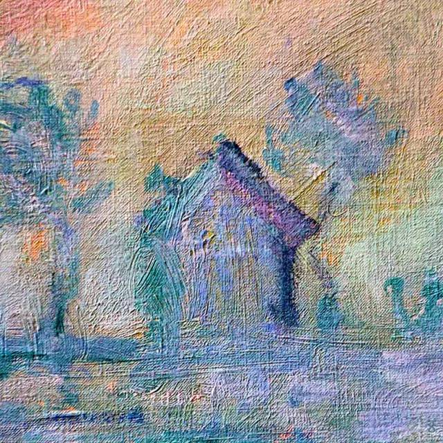 西方艺术大师们的油画作品细节,望尘莫及!插图41