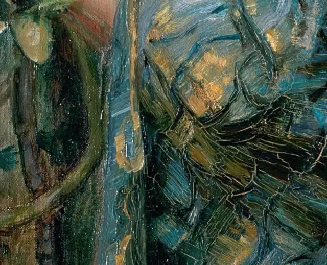 西方艺术大师们的油画作品细节,望尘莫及!插图73