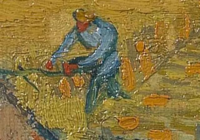 西方艺术大师们的油画作品细节,望尘莫及!插图81