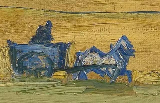 西方艺术大师们的油画作品细节,望尘莫及!插图83