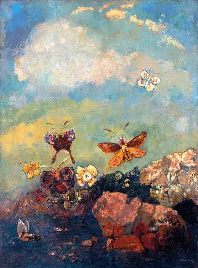 西方艺术大师们的油画作品细节,望尘莫及!插图87