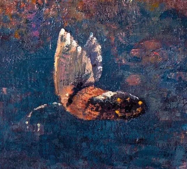 西方艺术大师们的油画作品细节,望尘莫及!插图99
