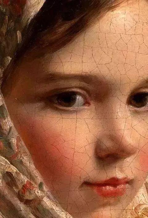 西方艺术大师们的油画作品细节,望尘莫及!插图123