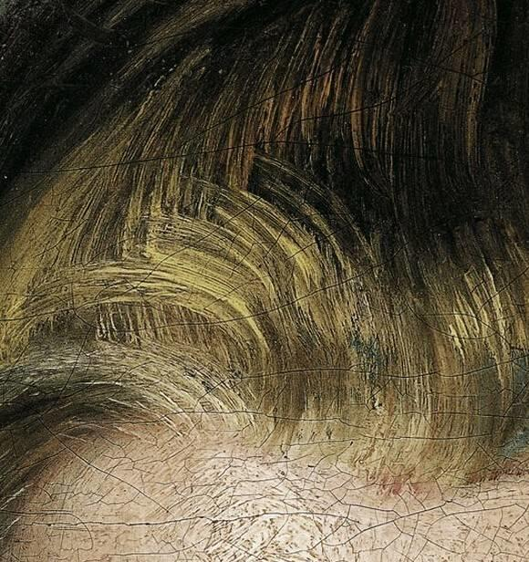 西方艺术大师们的油画作品细节,望尘莫及!插图127