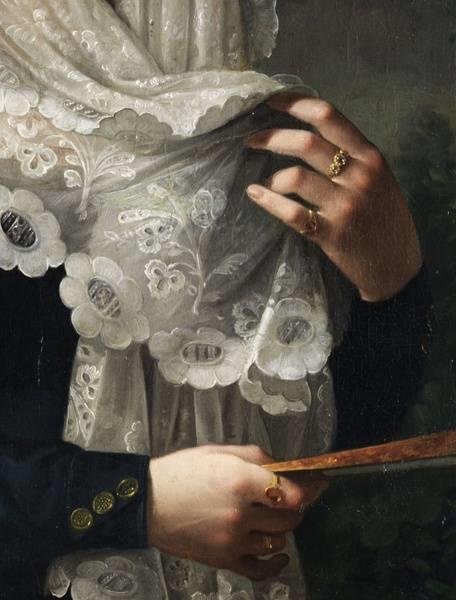 西方艺术大师们的油画作品细节,望尘莫及!插图137