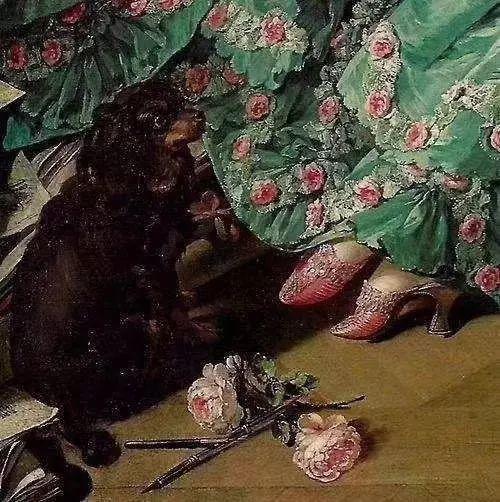 西方艺术大师们的油画作品细节,望尘莫及!插图153
