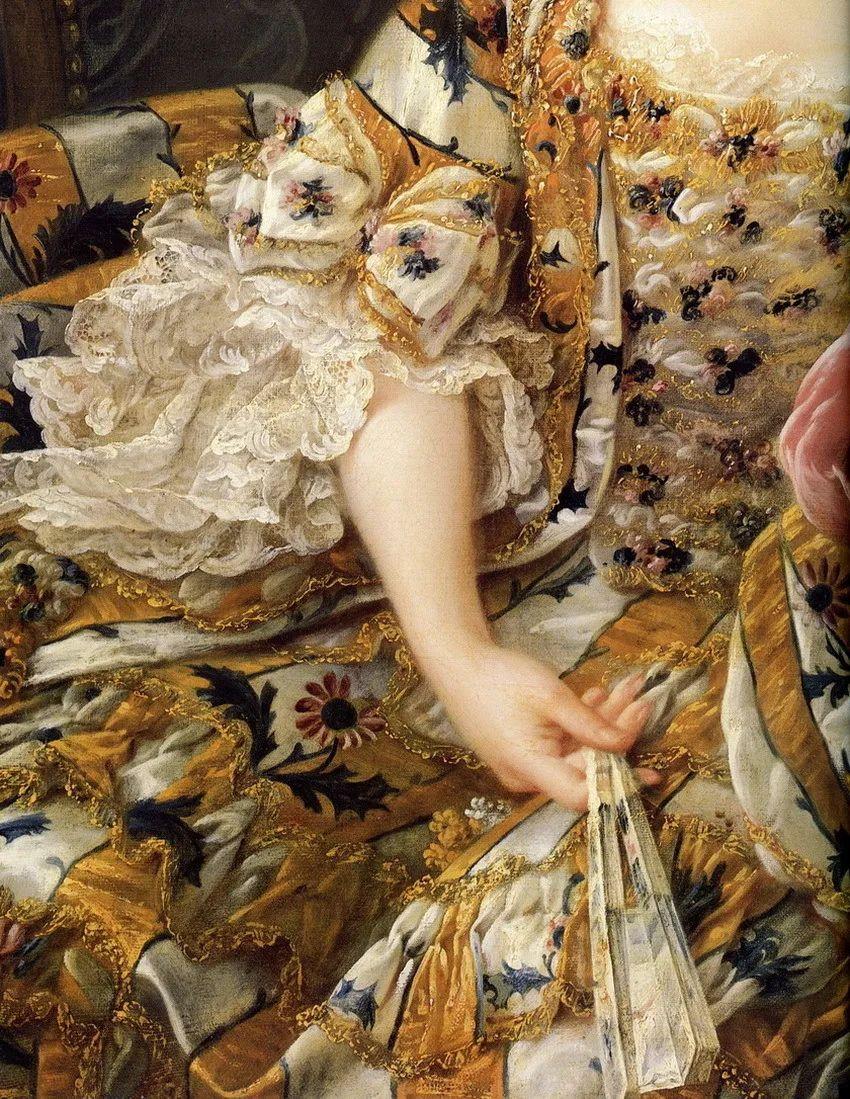 西方艺术大师们的油画作品细节,望尘莫及!插图177