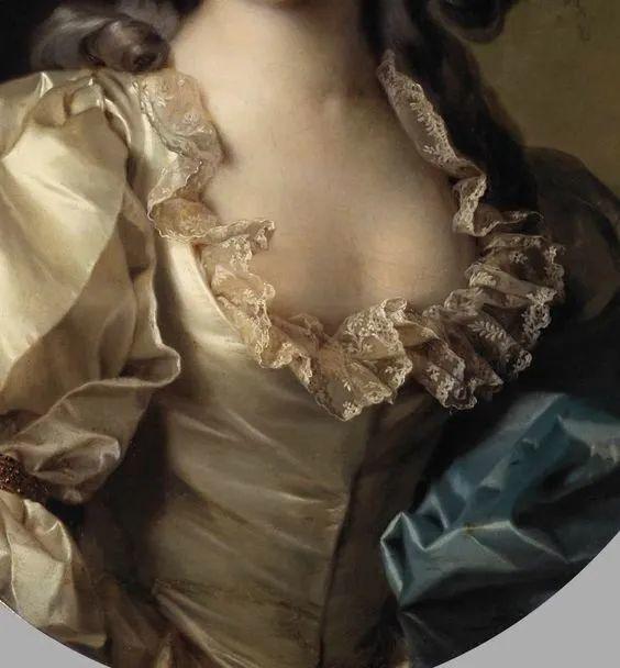 西方艺术大师们的油画作品细节,望尘莫及!插图183