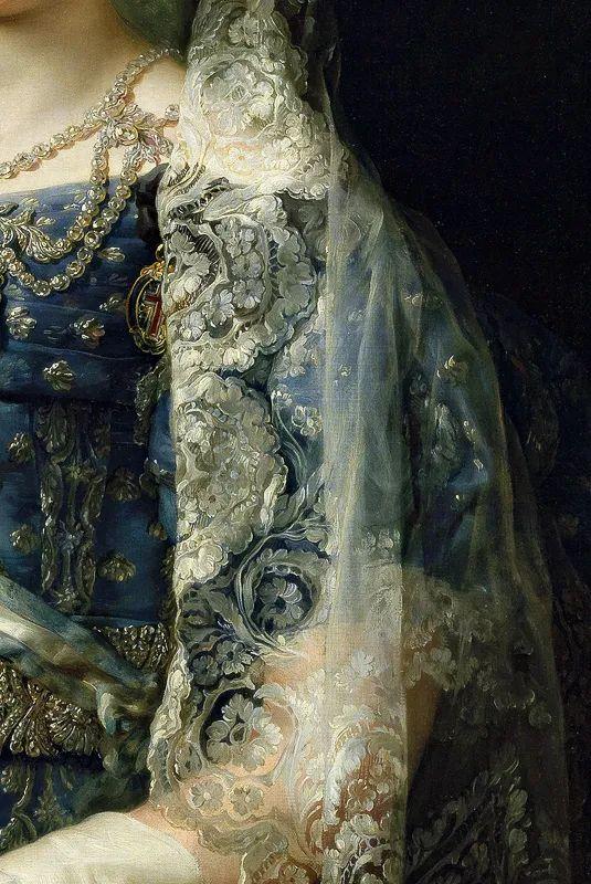 西方艺术大师们的油画作品细节,望尘莫及!插图187