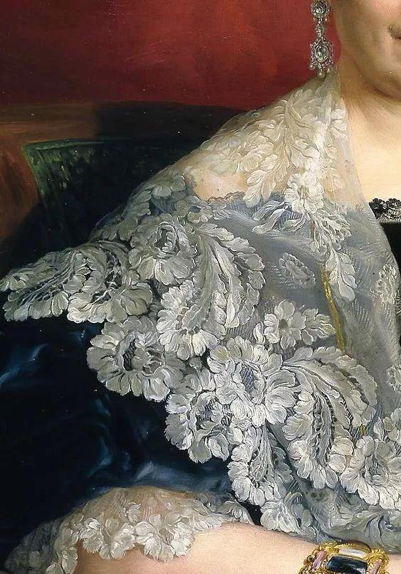 西方艺术大师们的油画作品细节,望尘莫及!插图191