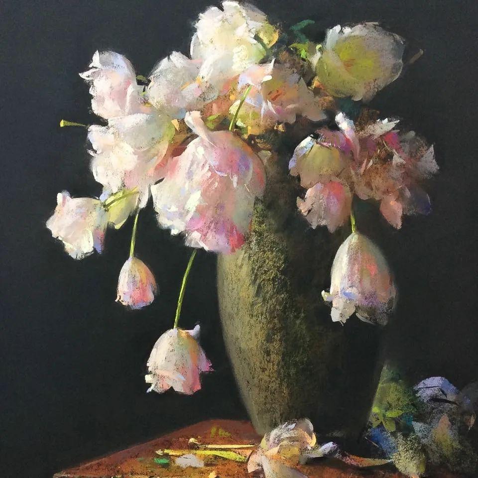 自学成才的伊朗粉彩画家贾瓦德·索莱曼普插图17