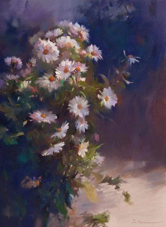 自学成才的伊朗粉彩画家贾瓦德·索莱曼普插图33