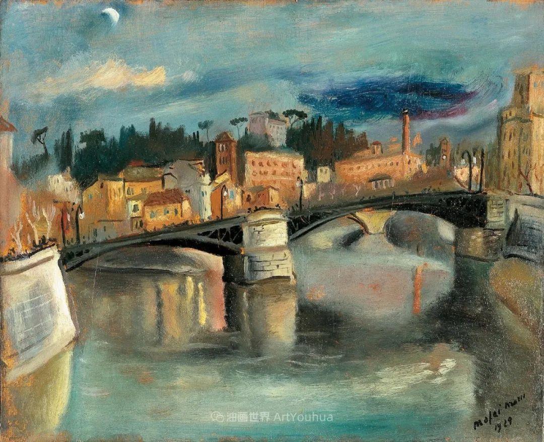 现代艺术运动,意大利画家马里奥·马菲插图9