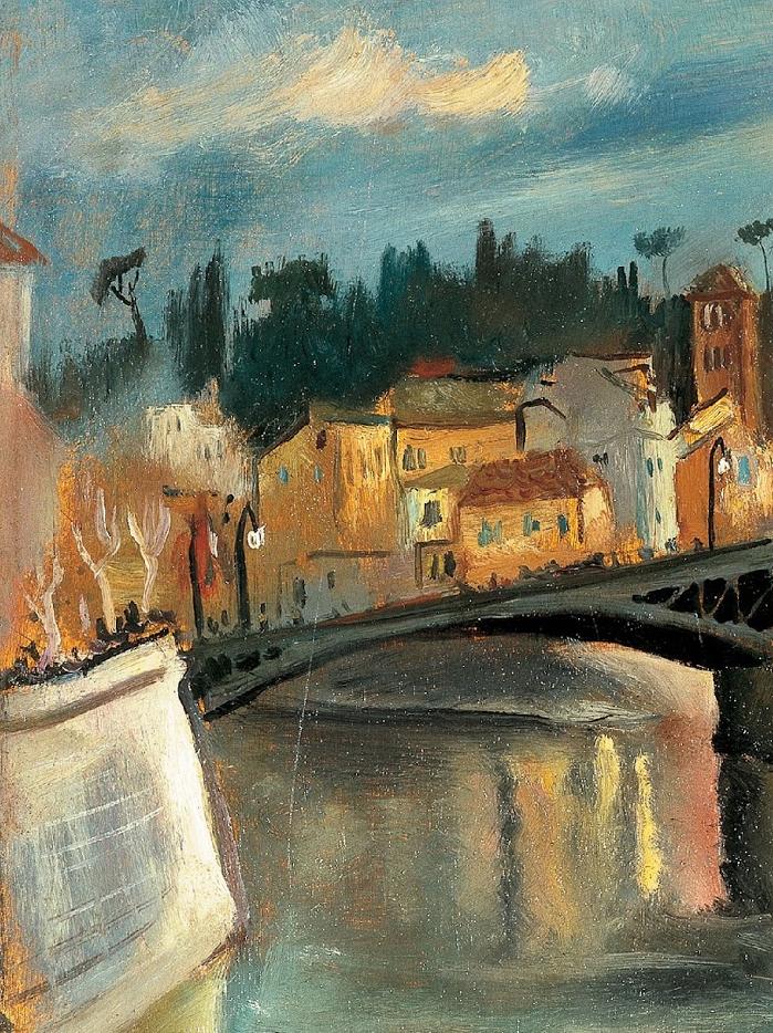 现代艺术运动,意大利画家马里奥·马菲插图11