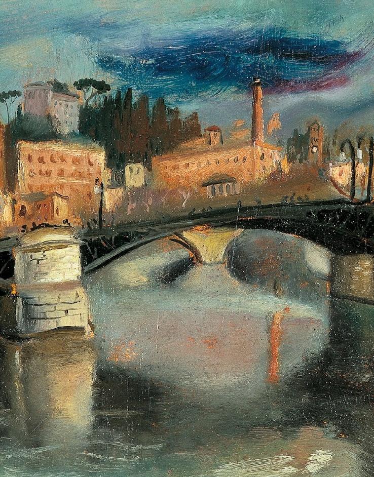 现代艺术运动,意大利画家马里奥·马菲插图13