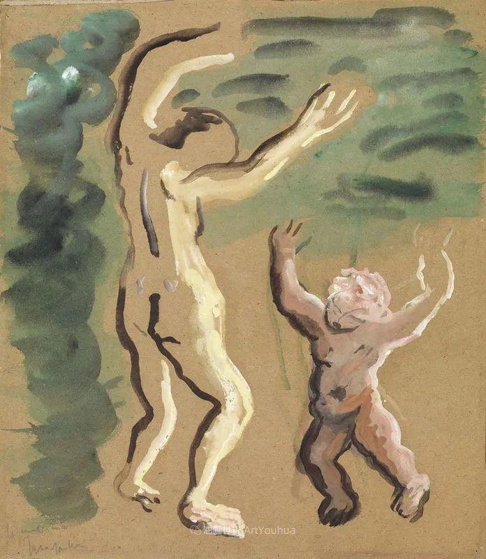 现代艺术运动,意大利画家马里奥·马菲插图22