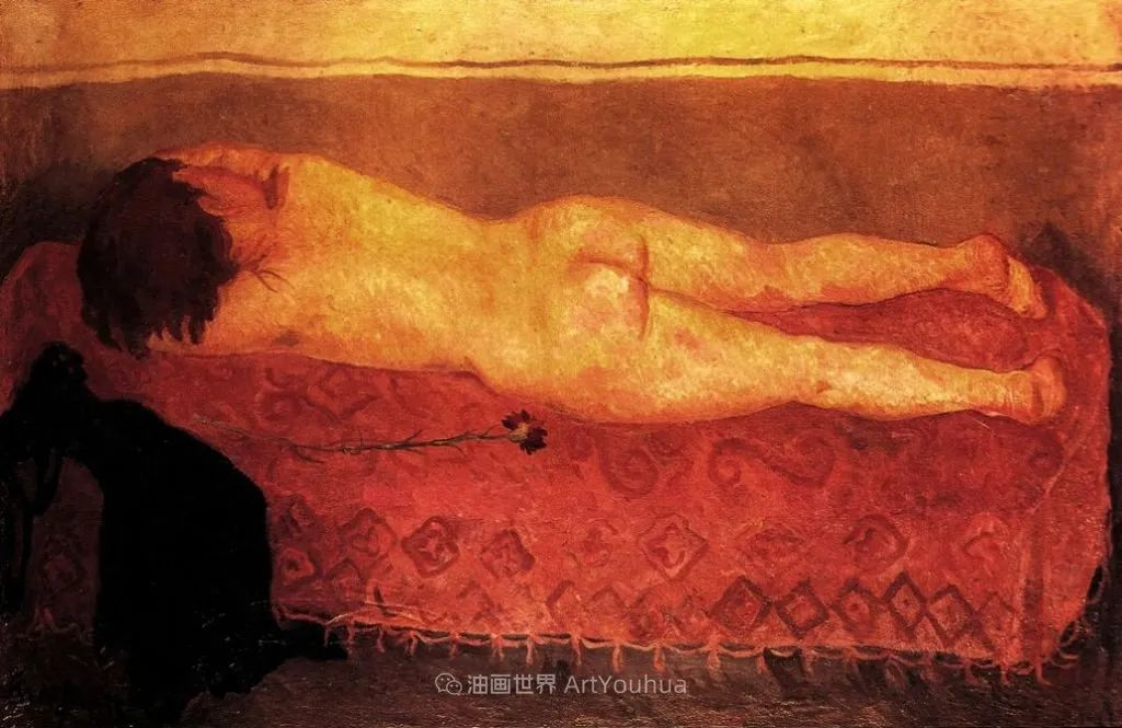 现代艺术运动,意大利画家马里奥·马菲插图30