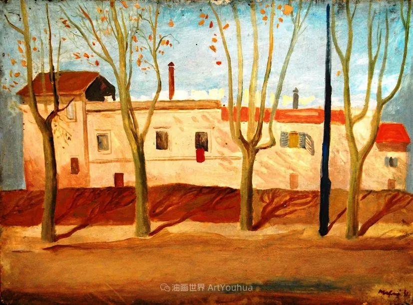 现代艺术运动,意大利画家马里奥·马菲插图44
