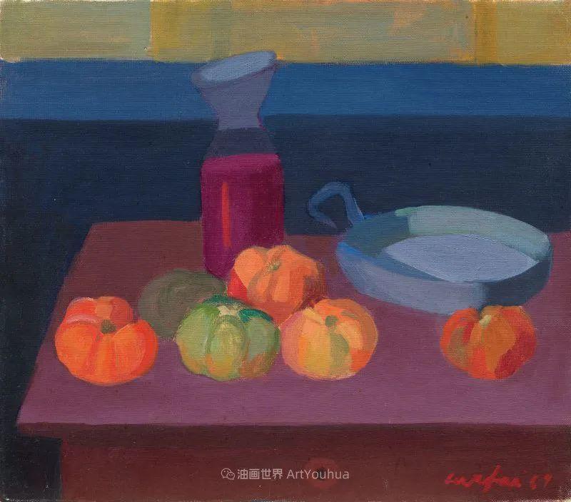 现代艺术运动,意大利画家马里奥·马菲插图46