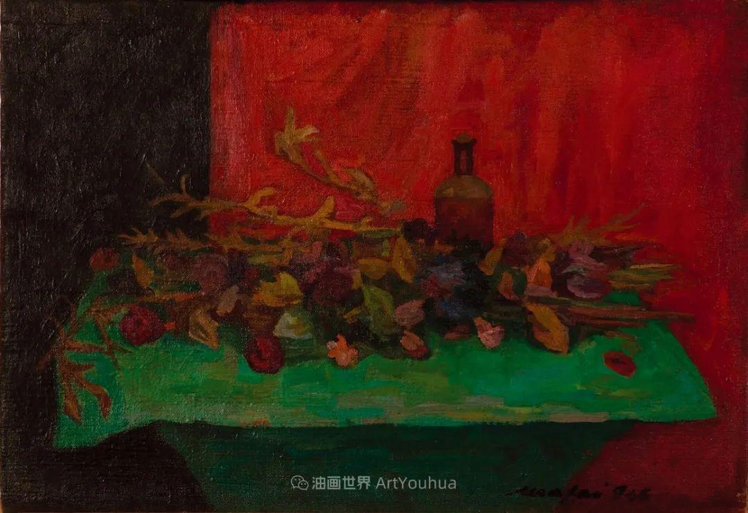 现代艺术运动,意大利画家马里奥·马菲插图48