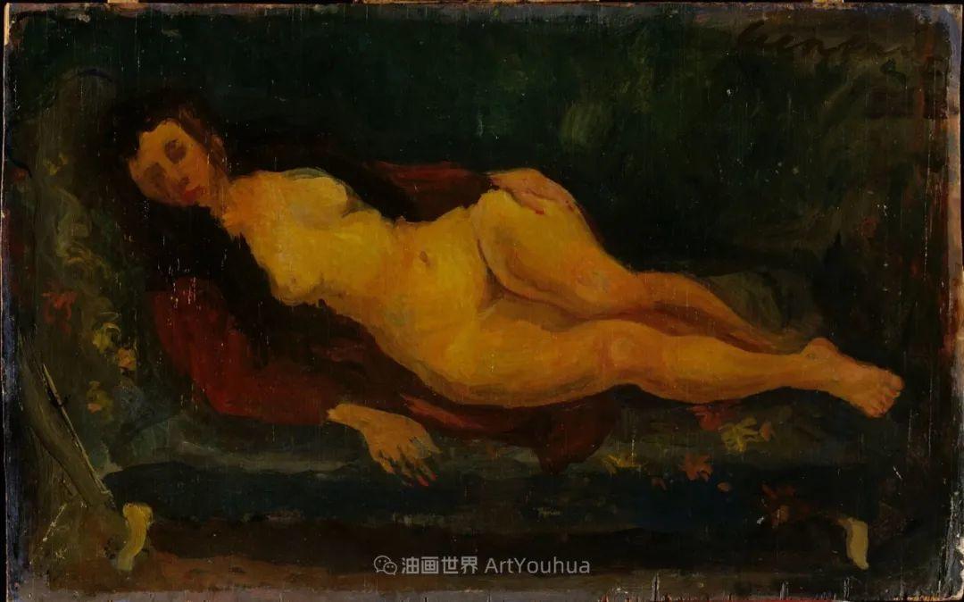 现代艺术运动,意大利画家马里奥·马菲插图52