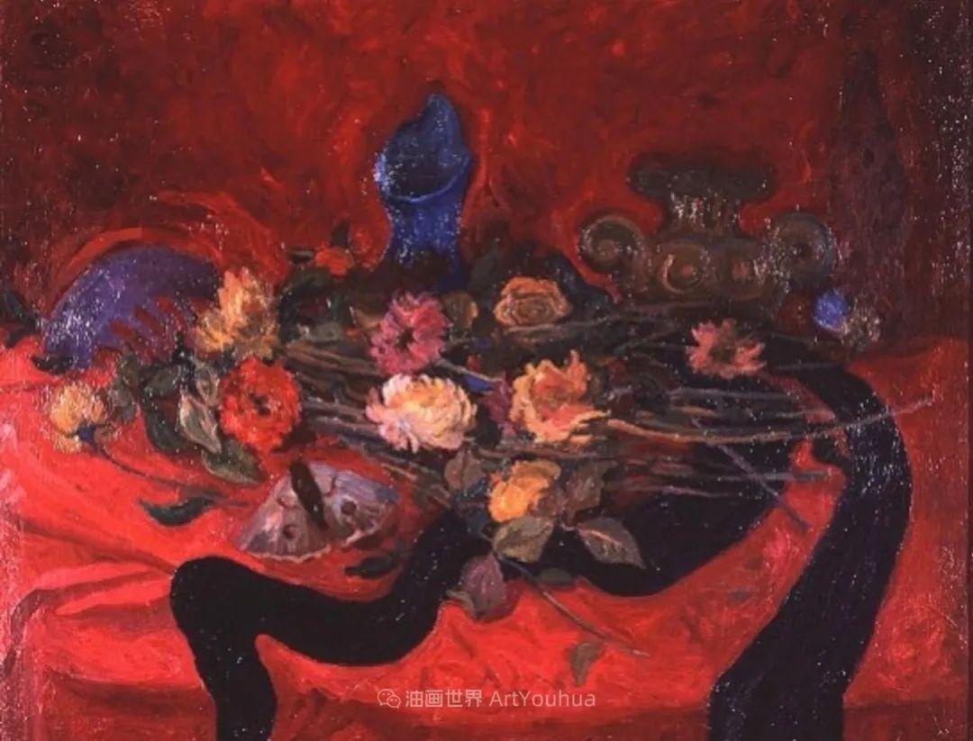 现代艺术运动,意大利画家马里奥·马菲插图56