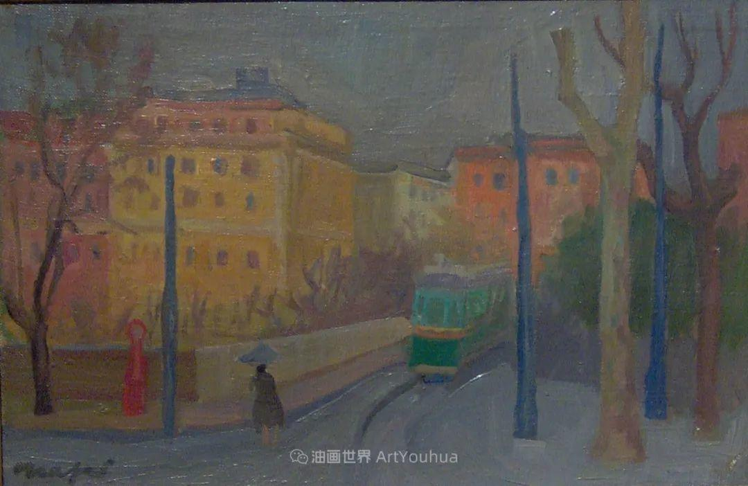 现代艺术运动,意大利画家马里奥·马菲插图66