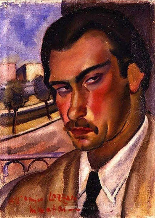 现代艺术运动,意大利画家马里奥·马菲插图72