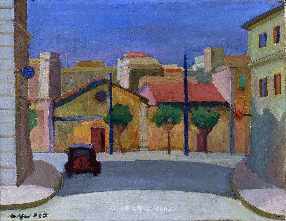 现代艺术运动,意大利画家马里奥·马菲插图76