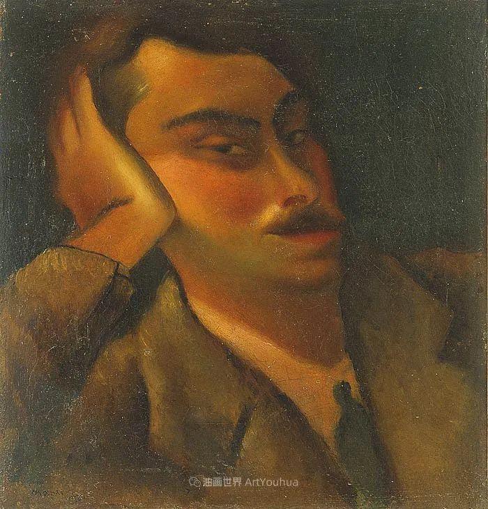 现代艺术运动,意大利画家马里奥·马菲插图78